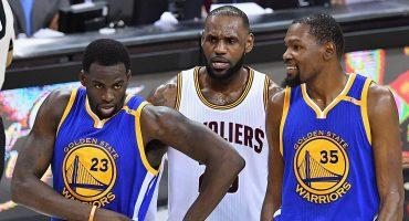 ¡Fin de temporada! Así quedaron los Playoffs de la NBA