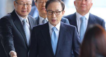 Están con todo en Corea del Sur: otro expresidente investigado por corrupción