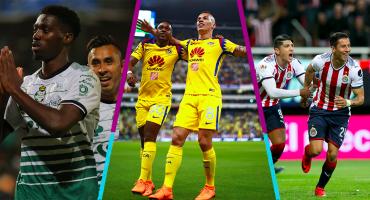 ¿Quién está, quién llega y quién ya no a la liguilla del Clausura 2018?