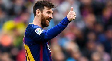 ¿Te gustaría una playera marca Messi? Pronto podrás comprarla en las tiendas