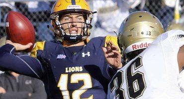 #OrgulloNacional Rams darán oportunidad a Luis Pérez para llegar a la NFL