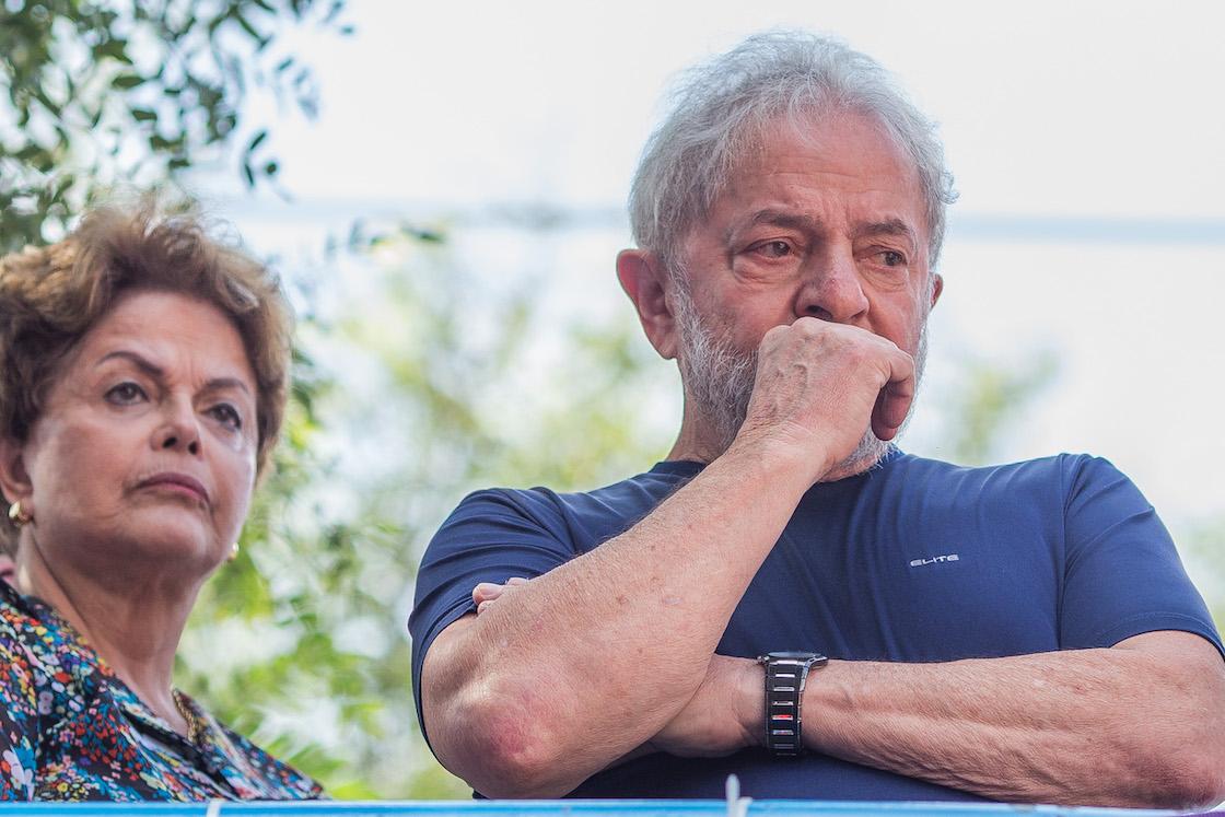 Ordenan en Brasil liberar a ex presidente Lula Da Silva