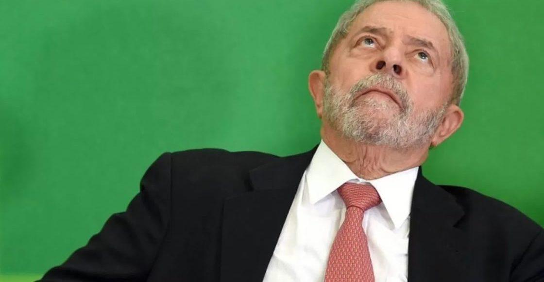 Lula da Silva pensando