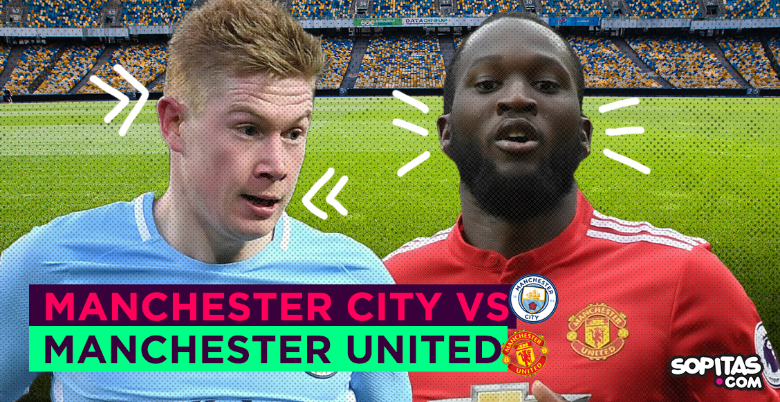 Premier-League-Manchester-Derbi-City-United-Futbol
