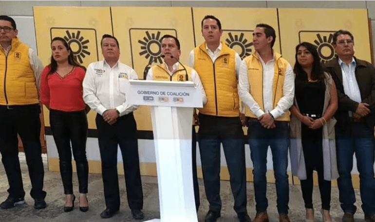 Por apoyar a Meade, PRD inicia proceso que podría derivar en la expulsión de Silvano Aureoles