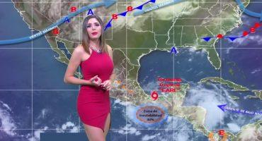 Adiós a la chica del clima, Marcela Unda renuncia a su candidatura