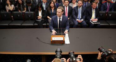 'Debe haber una regulación, pero tenemos que ser cuidadosos': Zuckerberg ante el Congreso de EEUU