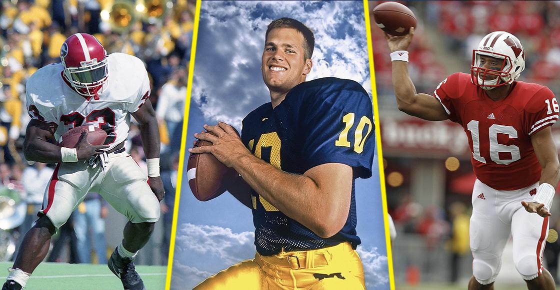Los jugadores por los que no dabas un peso en el NFL Draft y terminaron siendo súper estrellas