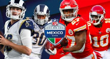 NFL anunció que México tendrá Monday Night Football