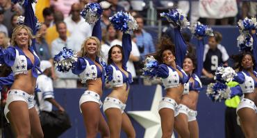 WTF??? NFL controla peso, vida social, entre otras cosas de sus porristas