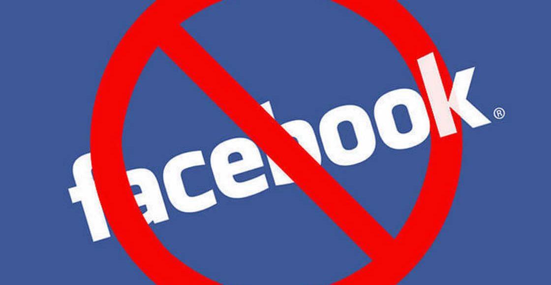 prohibido Facebook