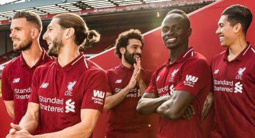 ¡Tomen todo nuestro dinero! Liverpool nos presume su nuevo uniforme