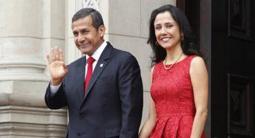 Tribunal revoca prisión preventiva del expresidente de Perú, Ollanta Humala, y su esposa