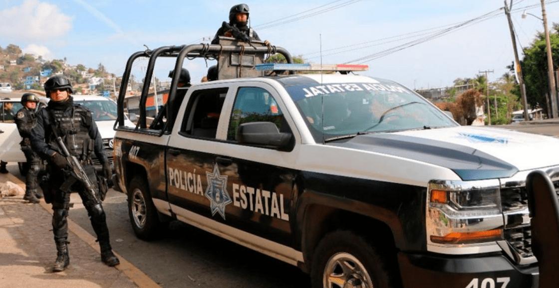 Operativo Guerrero violencia policía