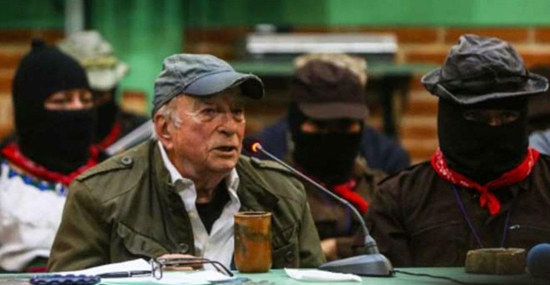 Pablo González Casanova, ex rector de la UNAM, se integra como comandante al EZLN