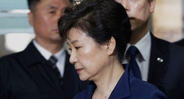 ¡PUM! Dan 24 años de prisión a expresidenta de Corea del Sur