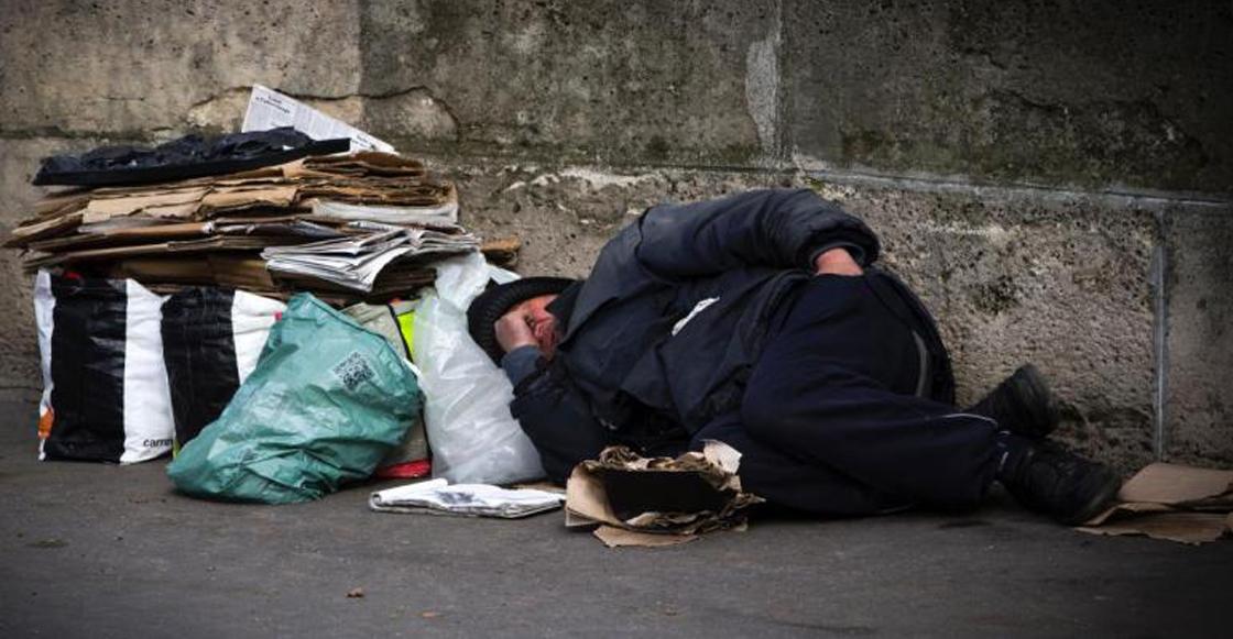 Persona en situación de calle