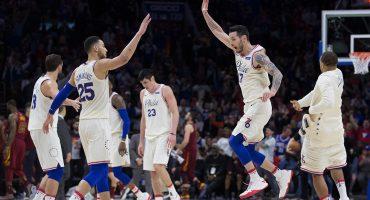 ¡Agárrense! Los 76ers son el 3er equipo que vende más souvenirs en la NBA