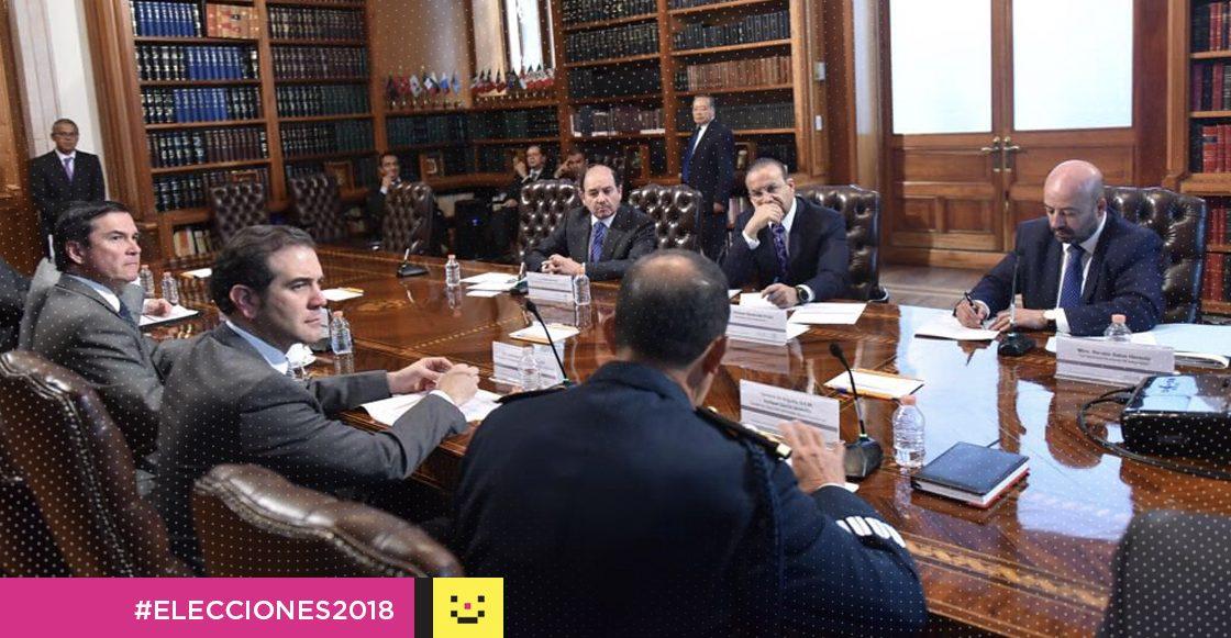 Presentación protocolo de protección a candidatos Segob INE