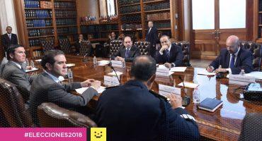 SEGOB presenta el protocolo de protección personal a candidatos presidenciales