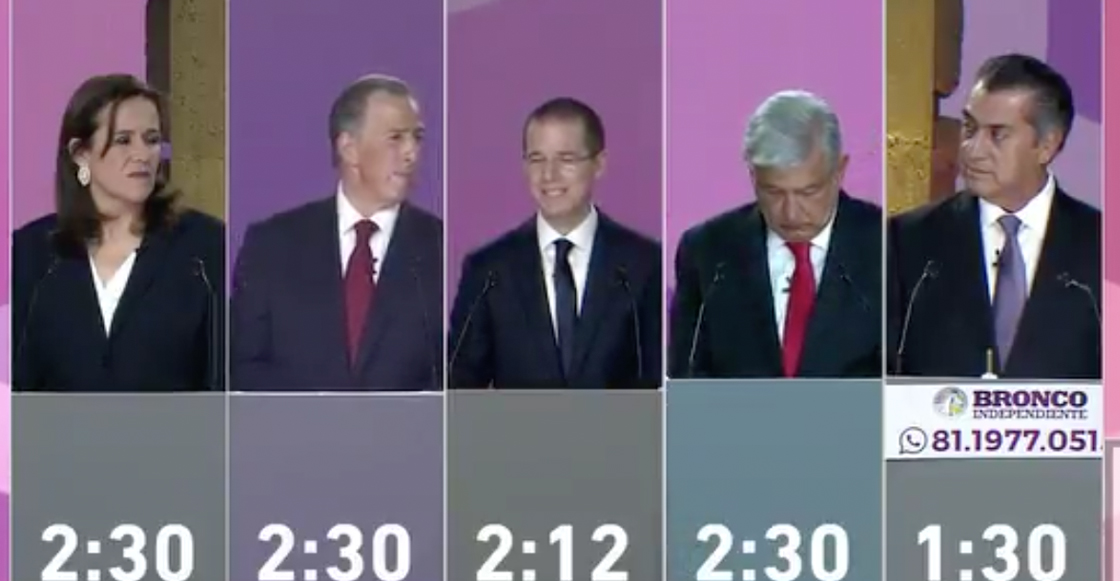 Primer Debate INE