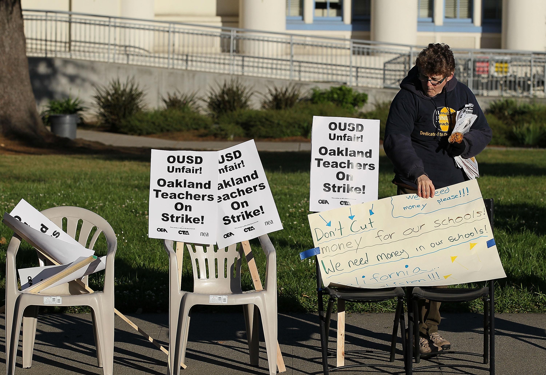 Maestros de Oakland