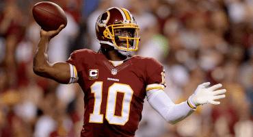 Robert Griffin III vuelve a la NFL... ¡Con los Ravens!