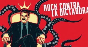 Rock Contra la Dictadura: música que rechaza el gobierno de Nicolás Maduro