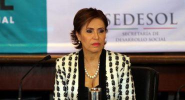 Y sigue la mata dando: Van otras dos denuncias contra Rosario Robles