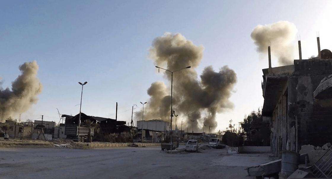 Rusia y Siria acusan a Israel de ataque a basa militar