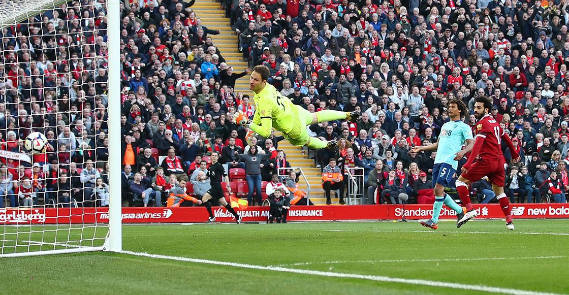 Salah Bournemouth Liverpool