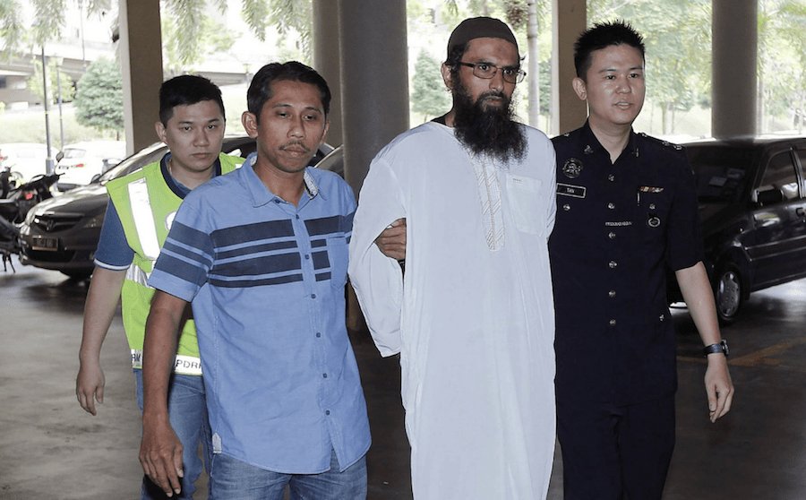 Salah Salem Saleh Sulaiman condenado por difundir fake news