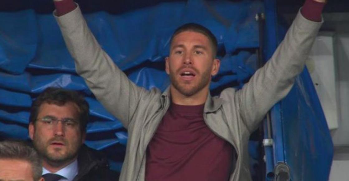Sergio Ramos Champions