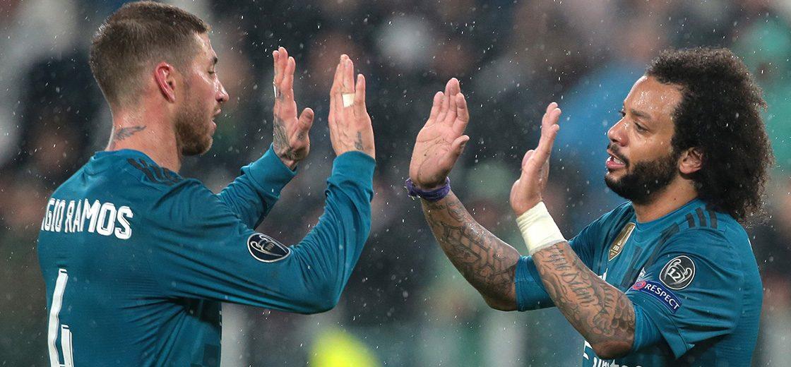 Sergio Ramos Madrid