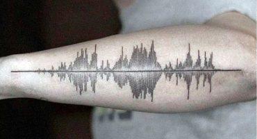 Soundwave los tatuajes con sonido