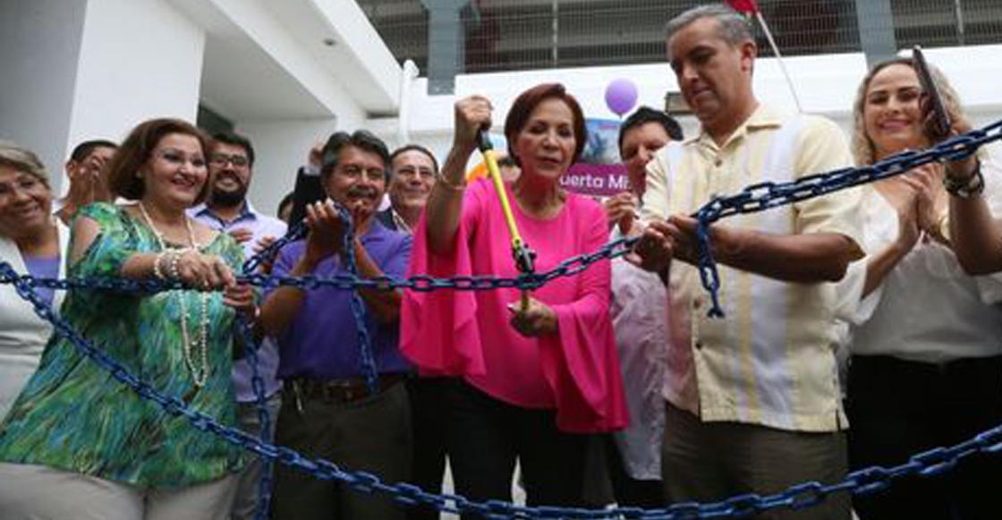 Teresa Martínez, candidata independiente por Santa Catarina Nuevo León