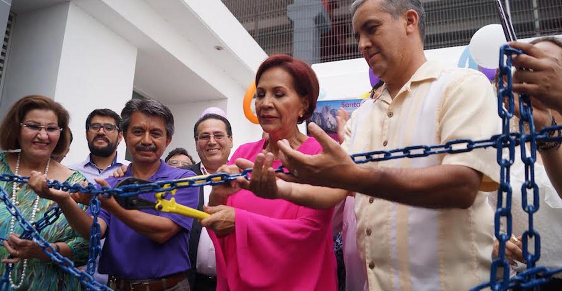 Teresa Martínez, independiente por la alcaldía de Santa Catarina