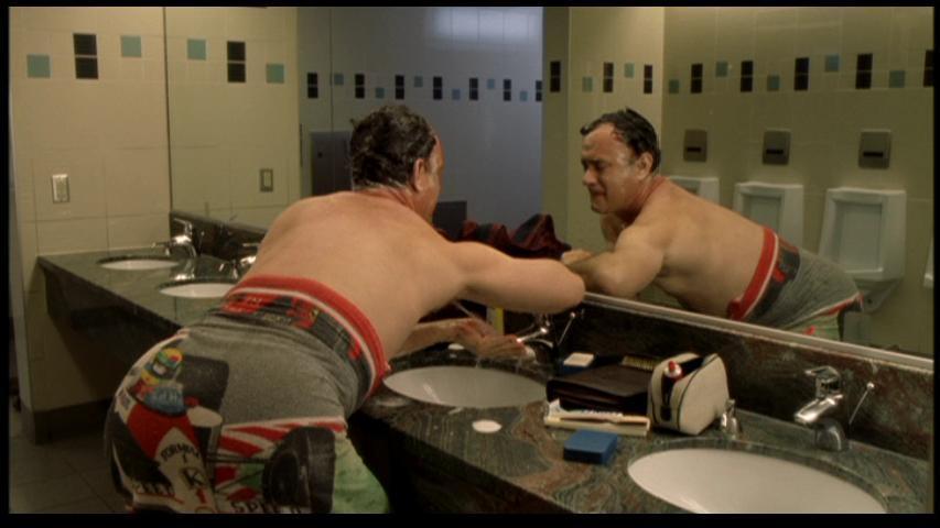 Tom Hanks en La Terminal