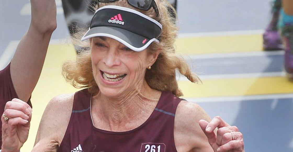 Transgenero Maraton Boston