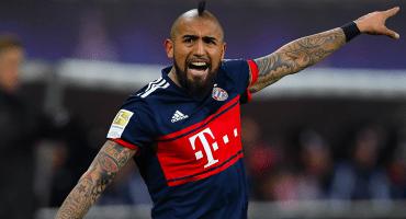 Ni tan corto plazo... Arturo Vidal será baja por el resto de la temporada
