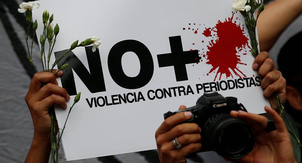 Violencia contra fotoperiodistas en Zacatecas