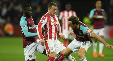 West Ham y Stoke City dividieron unidades en Londres