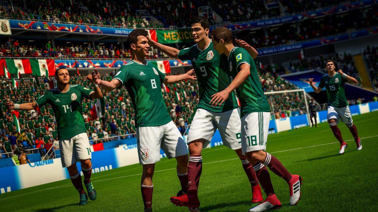 ¡Habrá actualización GRATUITA del Mundial de Rusia 2018 para el FIFA 18!