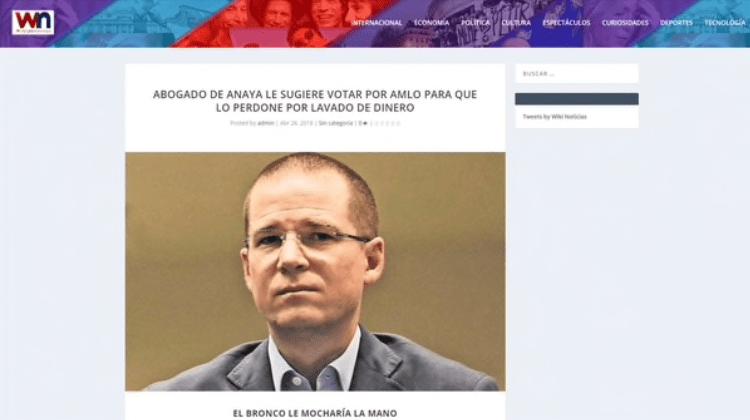 Wikinoticias Anaya