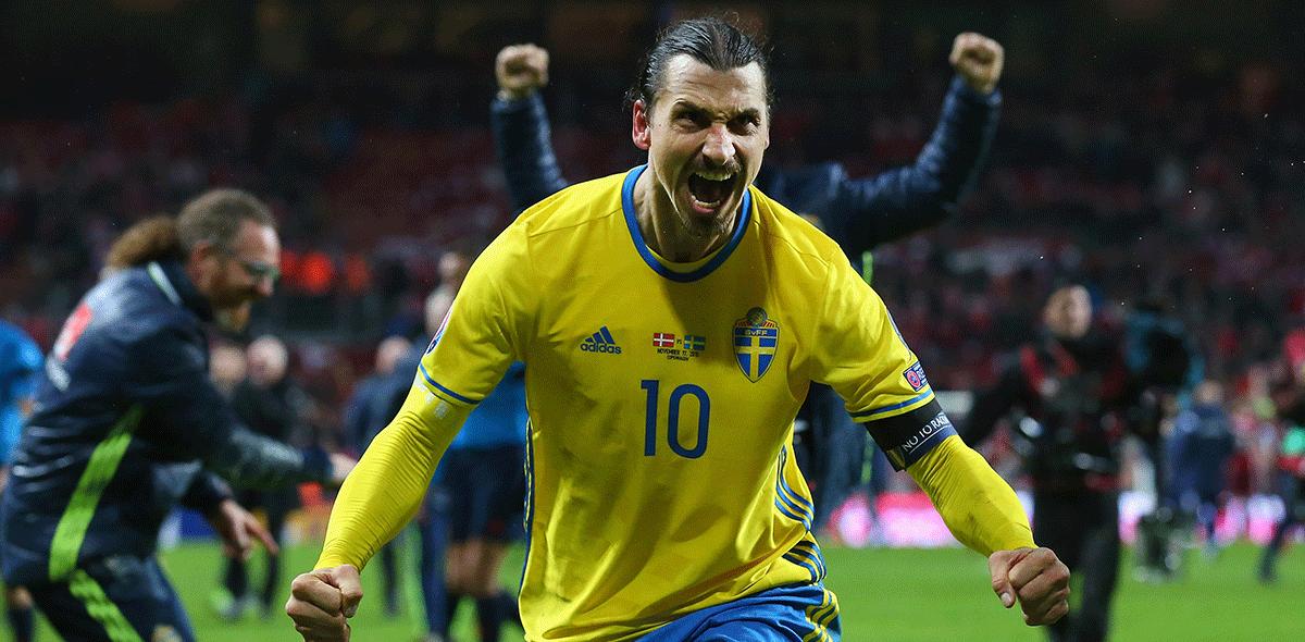 Zlatan podría ir a Rusia 2018