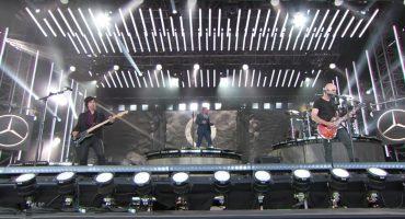 Peinaditos y bonitos: Checa la presentación de A Perfect Circle en Jimmy Kimmel Live!