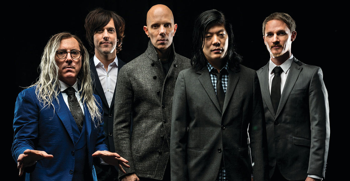 A Perfect Circle rinde tribuo a Bowie, Carrie Fisher y Gene Wilder en su nueva canción