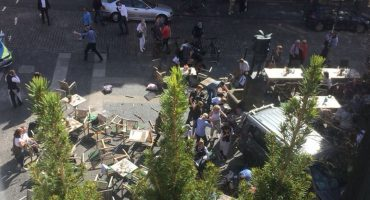 Alemania: Camioneta arrolla a multitud dejando 4 muertos y 30 heridos