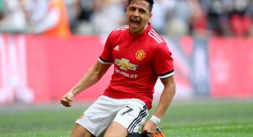 Con goles de Alexis y Ander Herrera el Manchester United es el primer finalista de la FA Cup