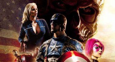 10 años de las parodias porno de Marvel